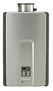 water heater - tankless - Rinnai